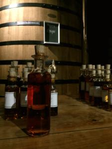 Le cognac hennessy est un assemblage d'eaux-de-vie d'exception