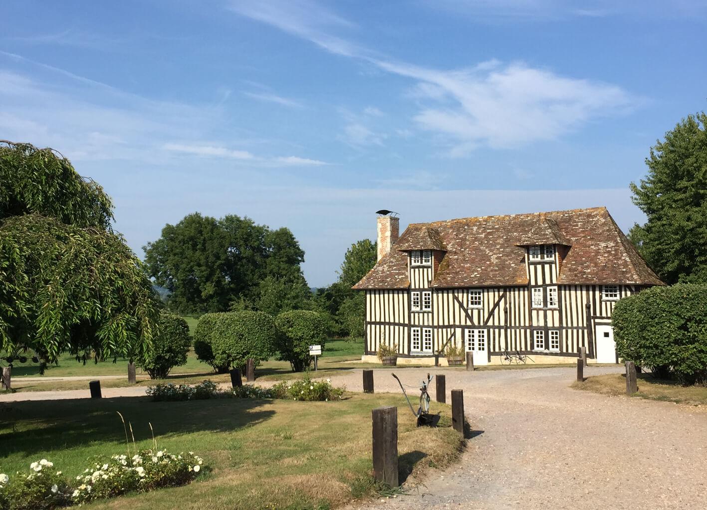 Calvados Christian Drouin: une réussite familiale